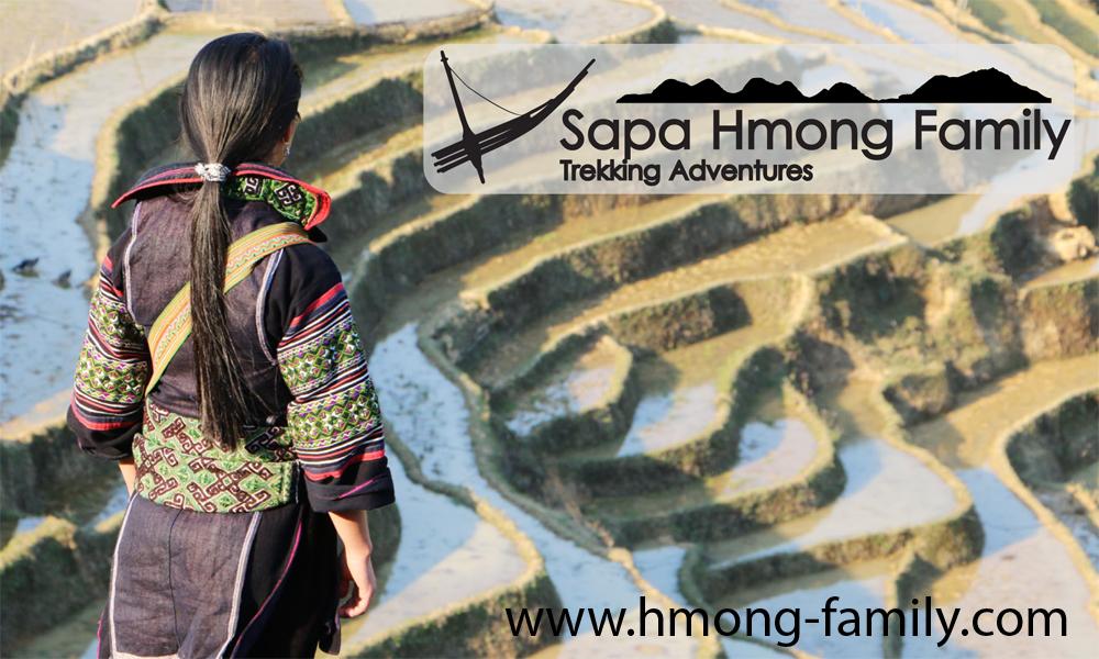 Sapa Hmong Family - Trekking Adventures
